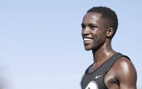 Emmanuel Rotich, Lauren Bartels finish strong in AAC Cross Country Championship