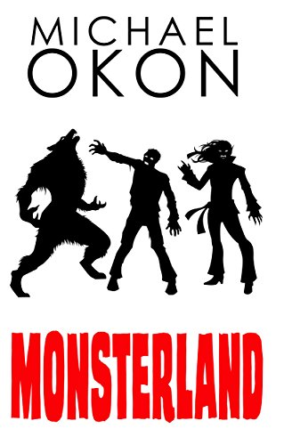 Monsterland is about a theme park that is described as the scariest place on earth. The book, written by Michael Okon, came out earlier this year.