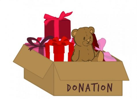 Students must provide to less fortunate this holiday season
