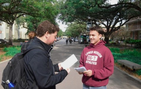 Students report instances of political division on campus