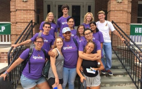 Change in freshmen orientation ends Explore programs