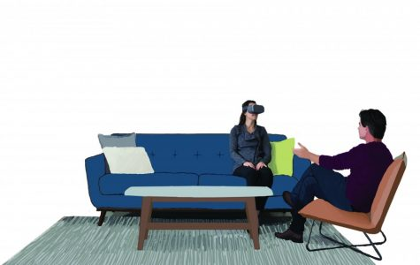 Tulane dean expands virtual reality technology to aid those with autism, addiction