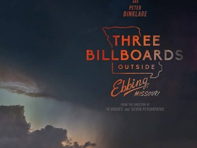 Three Billboards is nominated for seven Academy Awards.