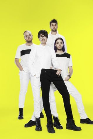 Joywave's New Orleans show will take place Sunday, Feb 25 at Gasa Gasa.