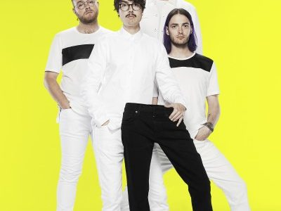 Indie rock up-and-comer Joywave to perform at Gasa Gasa