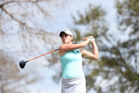Golfer Gabrielle Correia was one of two Green Wave players in the top 50 at the Sugar Bowl tournament. Correia and the rest of women's golf are looking forward to their upcoming tournament at Clemson.