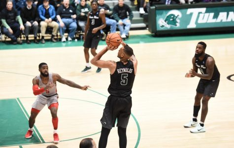 The big dogs: Tulane men's basketball ready to take on No. 10 Cincinnati