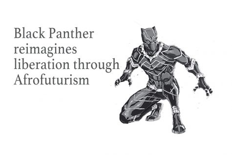 Black Panther reimagines liberation through afrofuturism