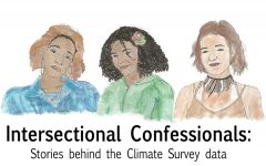 Intersectional Confessional: the stories behind the Climate Survey data