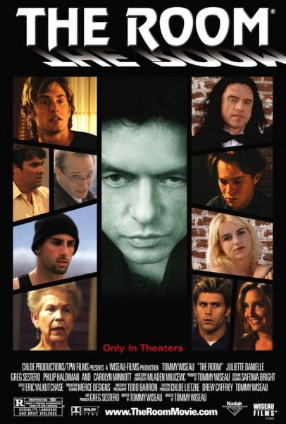 "The Prytania Theatre celebrates cult classic ""The Room"" at monthly midnight showings"