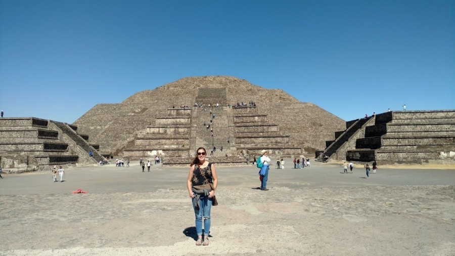 Sarah Haensly is current interning full time in Mexico City and earning her masters degree.