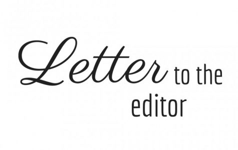 Letter to the Editor: Write-in candidate for Vice President of Student Organizations