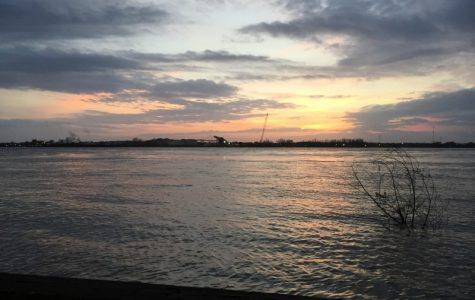 Mississippi river continues to flood, predicted to continue for another week