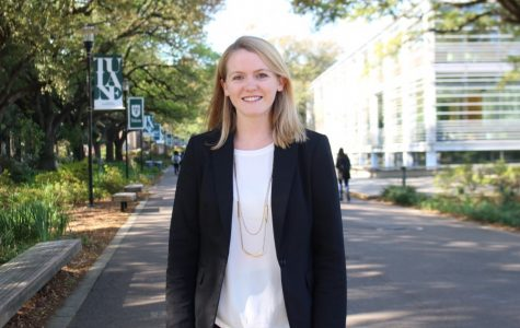 Q&A: USG President-elect Erin Blake pushes for sexual violence prevention, student engagement