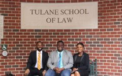 Tulane Law class presidents prompt diversity discussion