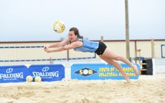 Beach volleyball blazes path for further success at Stanford Invitational
