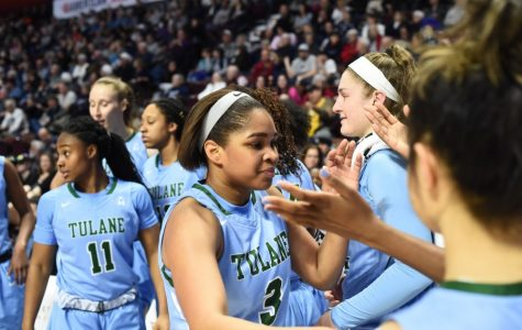 Tulane women's basketball crosses finish line at AAC tournament