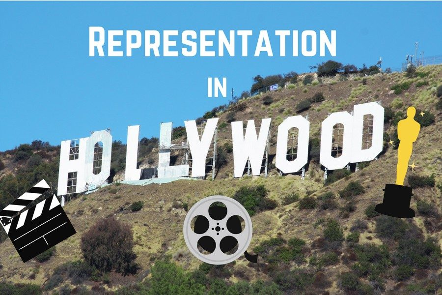 Representation in Hollywood is on the rise