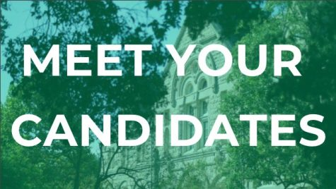 Meet Your Candidates: Vice President of Student Life