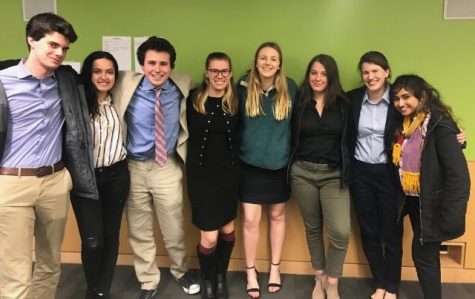 Debate Team reigns supreme at Novice National Tournament