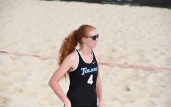 Green Wave beach volleyball concludes successful season at CCSA Championship