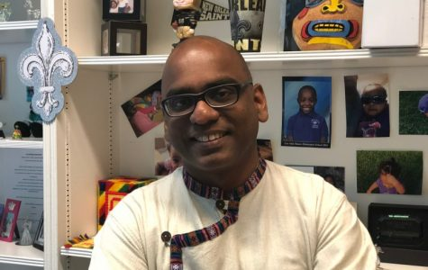 Professor Profile: Mohan Ambikaipaker encourages students to recognize Tulane's history