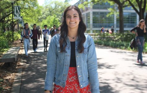 Q&A: USG Executive Vice President-elect Maya Vasishth hopes to create more space for conversation on campus