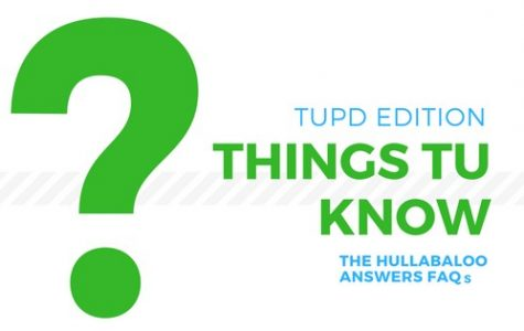 Things TU Know: TUPD Investigation