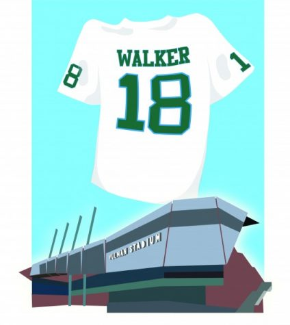 Honoring an icon: Tulane retires Devon Walker's #18