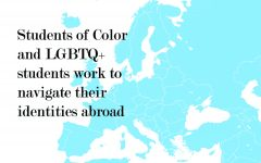 Students of Color and LGBTQ+ students work to navigate their identities abroad