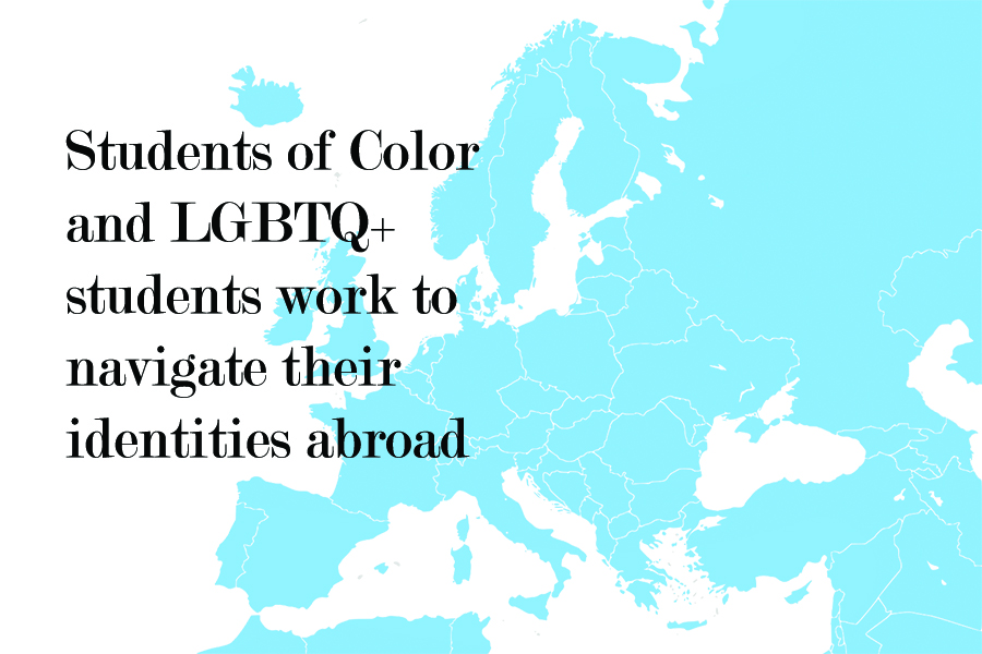 Studying abroad offers the different challenges for marginalized students.
