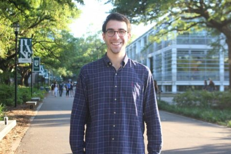 Q&A: USG Vice President for Student Life-elect Joseph Sotile starts planning next year's initiatives