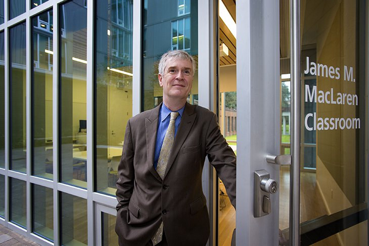 Dean MacLaren is leaving Tulane after 28 year to be a provost at St. Xavier University in Chicago.