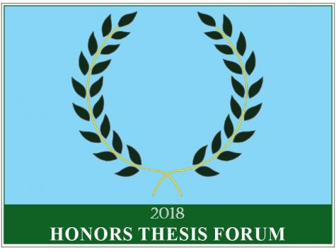Honors Program introduces new Honors Thesis Forum