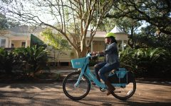 Campus set to have Blue Bikes hub in 2019