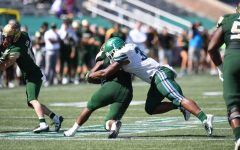 Green Wave football prepares to battle the Buckeyes
