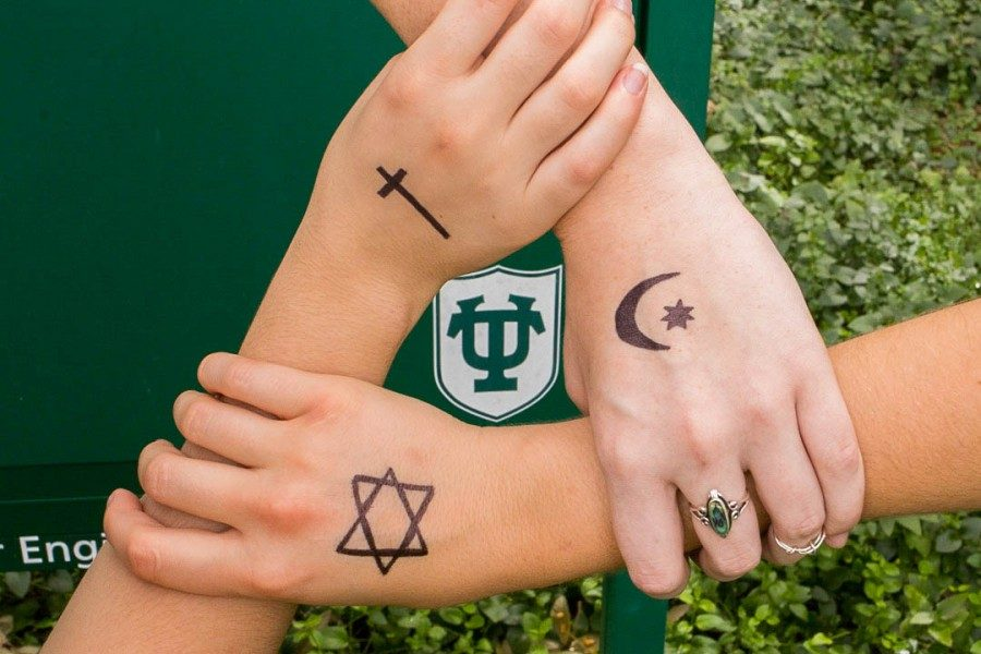 How Tulane students stay engaged with religion in college