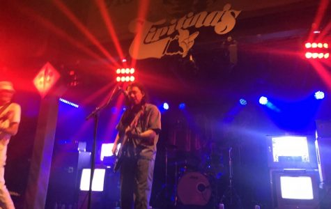 FIDLAR brings good music to Tipitina's, fans bring mosh pits