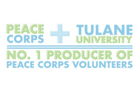 Tulane students must be critical of No. 1 Peace Corps Volunteer ranking