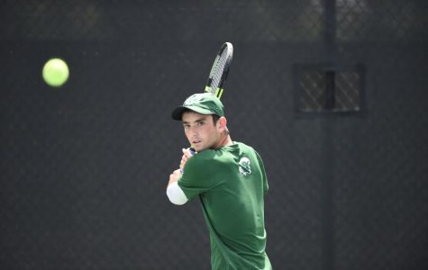 Men's Tennis back in full swing in Alabama season opener