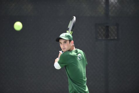 Men's Tennis back in full swing in Alabama season opener