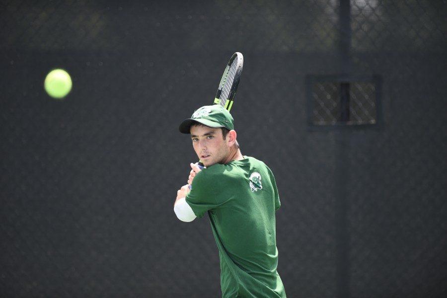 Mens Tennis back in full swing in Alabama season opener