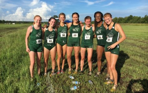 Cross-country seasons get off to hot start at Nicholls