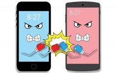 Green or blue bubble: Android vs. iPhone debate sparks controversy