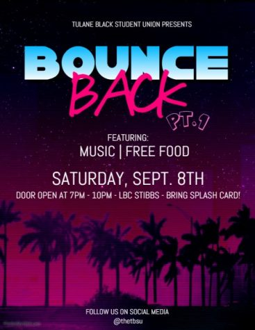 'Bounce Back' with BSU at its first event of the semester