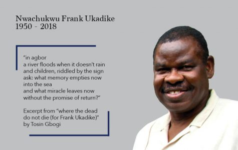 Remembering Nwachukwu Frank Ukadike: Author and Tulane professor dies at 68