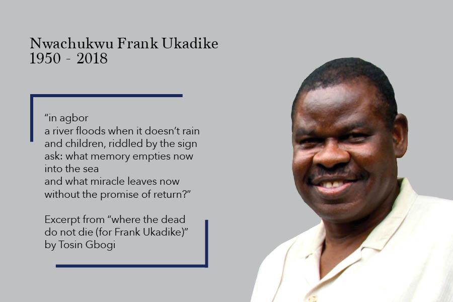 Remembering Nwachukwu Frank Ukadike: Author and Tulane professor dies at 68