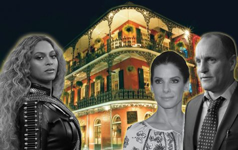 Celebrities who love, live in New Orleans