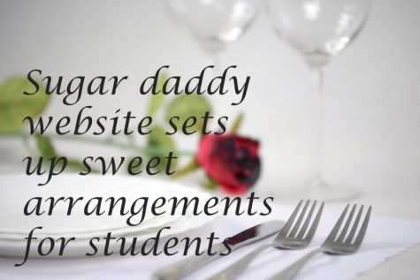 Sugar daddy website sets up sweet arrangements for students