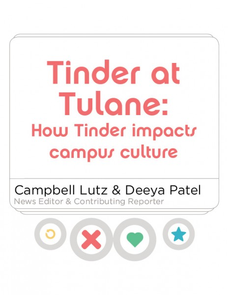 Tinder at Tulane: How Tinder impacts campus culture